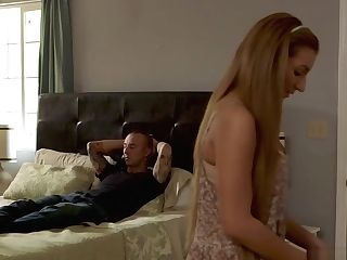 Hot Cougar Neighbor Silvia Saige Bangs With Her Paramour