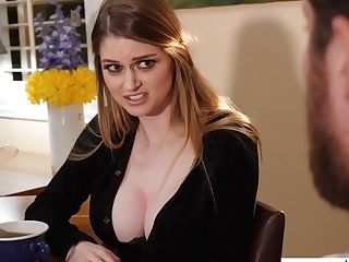 Single Man Sheltered Half Naked Whore With Big Boobies Nadya Nabakova