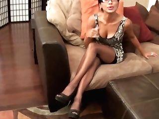 Nylon Feet Cougar