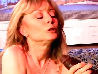 Exotic Pornographic Star Nina Hartley In Amazing Stockings, Interracial Adult Movie