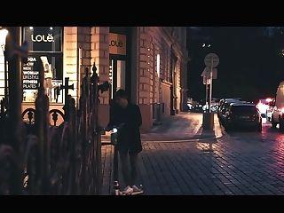Street Romance - Stella Cardo & Stephan Cardo - Sexart