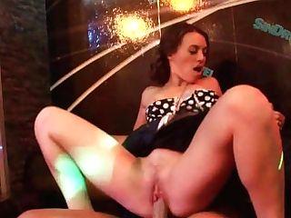 Bisexual Superstars Slurp Coochies And Fuck