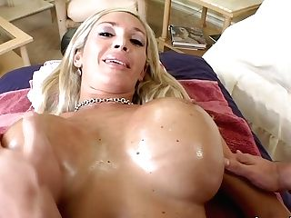 Tits And Booty Groped Down