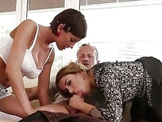 Doghouse Euro Teenage Hot For Friends Parents!